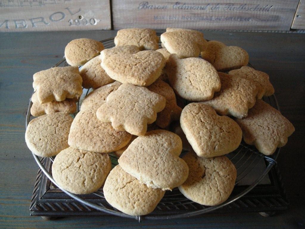 Sabl s au sarrasin sans gluten bien dans ma cuisine - Recette sable confiture maizena ...