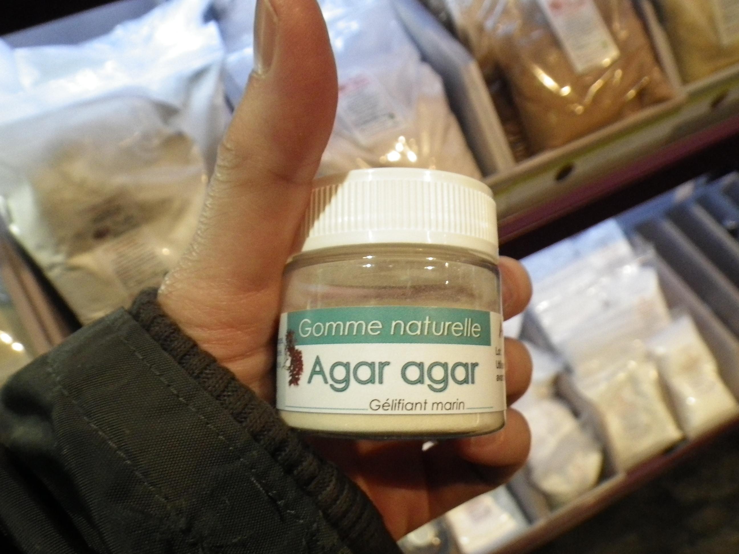 De l agar agar en supermarch herboristerie pharmacie for Agar agar cuisine