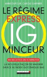 Le regime express IG minceur
