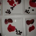 Des figues au miel et à la cranberry, pour finir en beauté.
