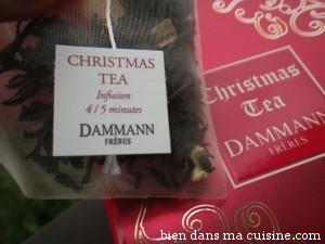 Ma posologie anti-stress : 1 tasse de thé de Noël par jour, jusqu'à amélioration des symptômes ;-)