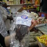 """Poisson chat fumé. On l'appelle """"kong"""" au Sénégal, où il est fumé selon des traditions artisanales."""