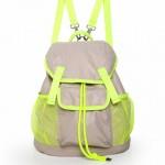 sac transformable en cabas très coloré... extra pratique
