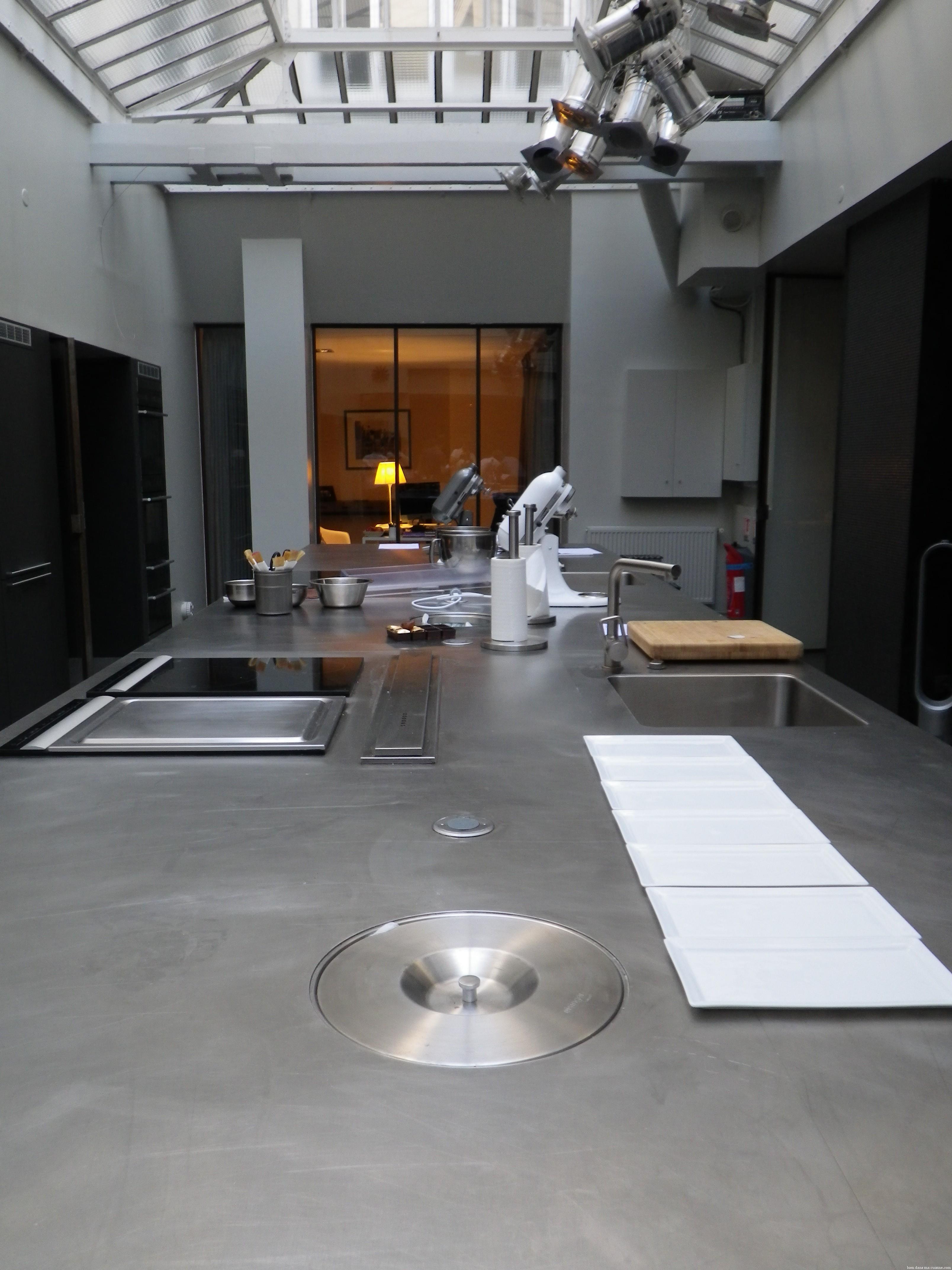 La b che aux marrons et au chocolat pour le r veillon de la saint sylvestre by cyril lignac - Cours de cuisine cyrille lignac ...
