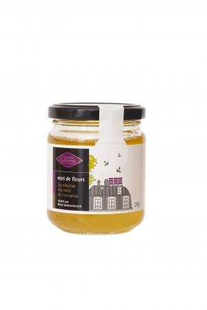Miel_de_fleurs,_Les_abeilles_des_toits_de_Monoprix,_Monoprix_Gourmet