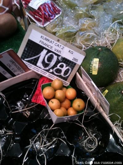 On connaît surtout ces drôles de petites oranges en décoration à Noël. Je vous les recommande avec du canard (façon canard à l'orange) ou dans un riz au lait encore tiède.