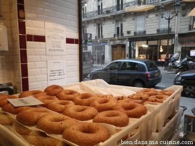 Des bagels, des donuts, des muffins... il y en a pour tous les goûts !