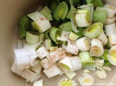 Vous pouvez remplacer la muscade par du poivre, du cumin, ou rien du tout !