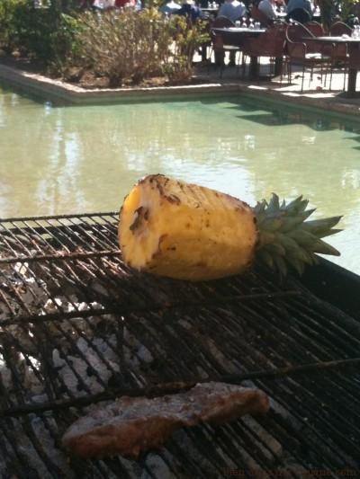 ananas rôti1