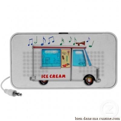 21 juin = été = musique + crème glacée.