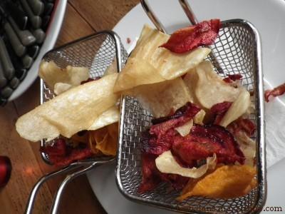 chips de mon potager