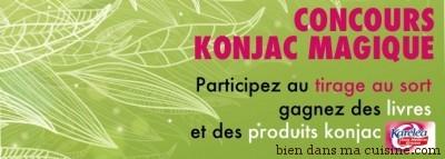 concours konjac