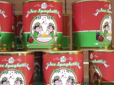 spaghetti à la tomate et au poppers1