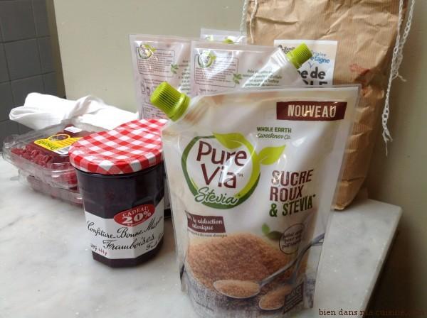 """La stévia permet d'obtenir le même résultat sucré en bouche qu'avec du sucre """"normal"""", mais en deux fois moins calorique."""