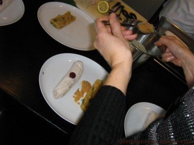 dressage assiette
