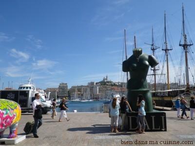 vieux port Marseille 3