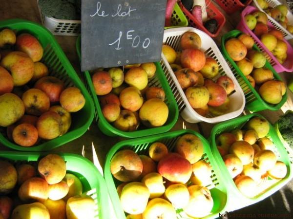 pommes lot