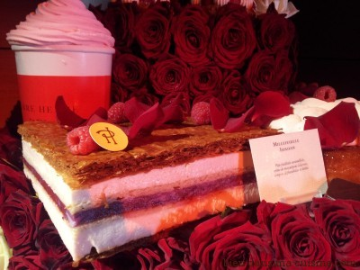Mille-feuille Ispahan