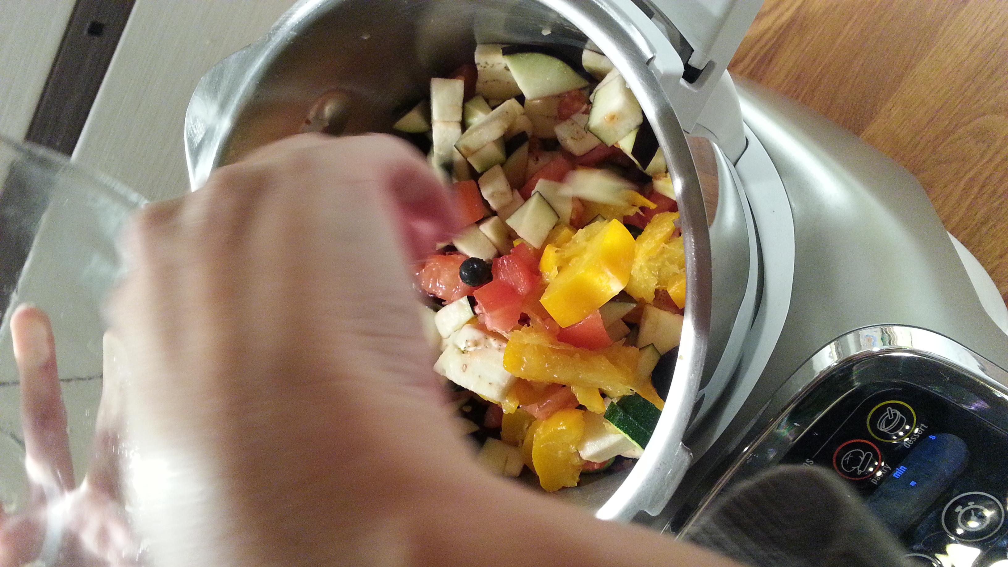 Test mat riel le companion de moulinex bien dans ma cuisine - Moulinex hf800 companion cuisine ...