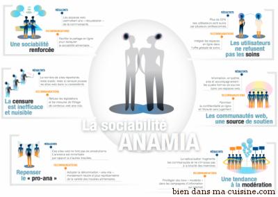 Les conclusions d'Anamia.