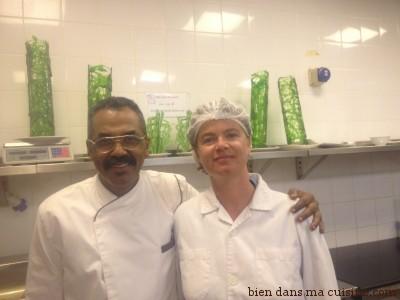 Bien dans ma cuisine avec Ahmed Yassin, chef des restaurants du Club Med de Sinai Bay