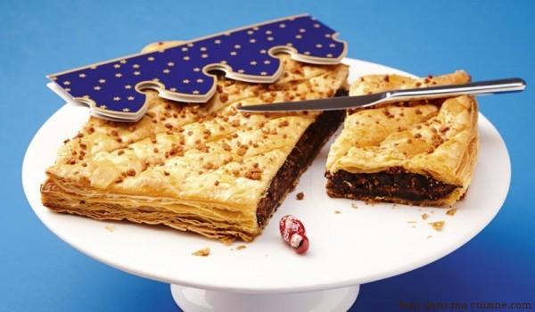 La Picard spéculos-chocolat.