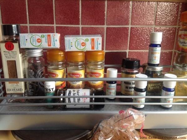 huiles essentielles épices cuisine