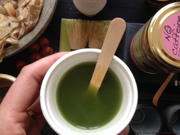 thé vert poudre sucré (2)