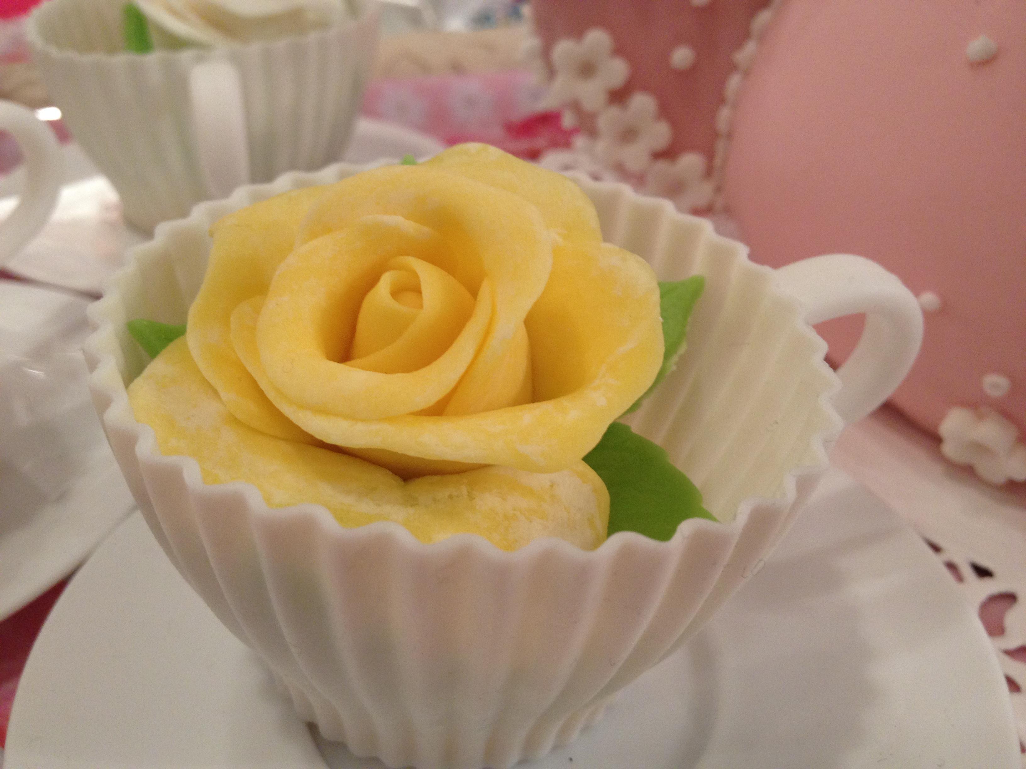 Atelier Cake Design Nancy : Atelier cake design   la rose Bien dans ma cuisine