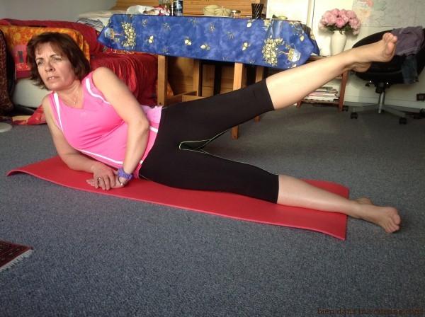 Défi 30 jours brûle-graisses - exercice 1