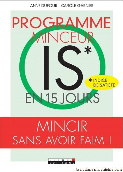 Programme minceur IS