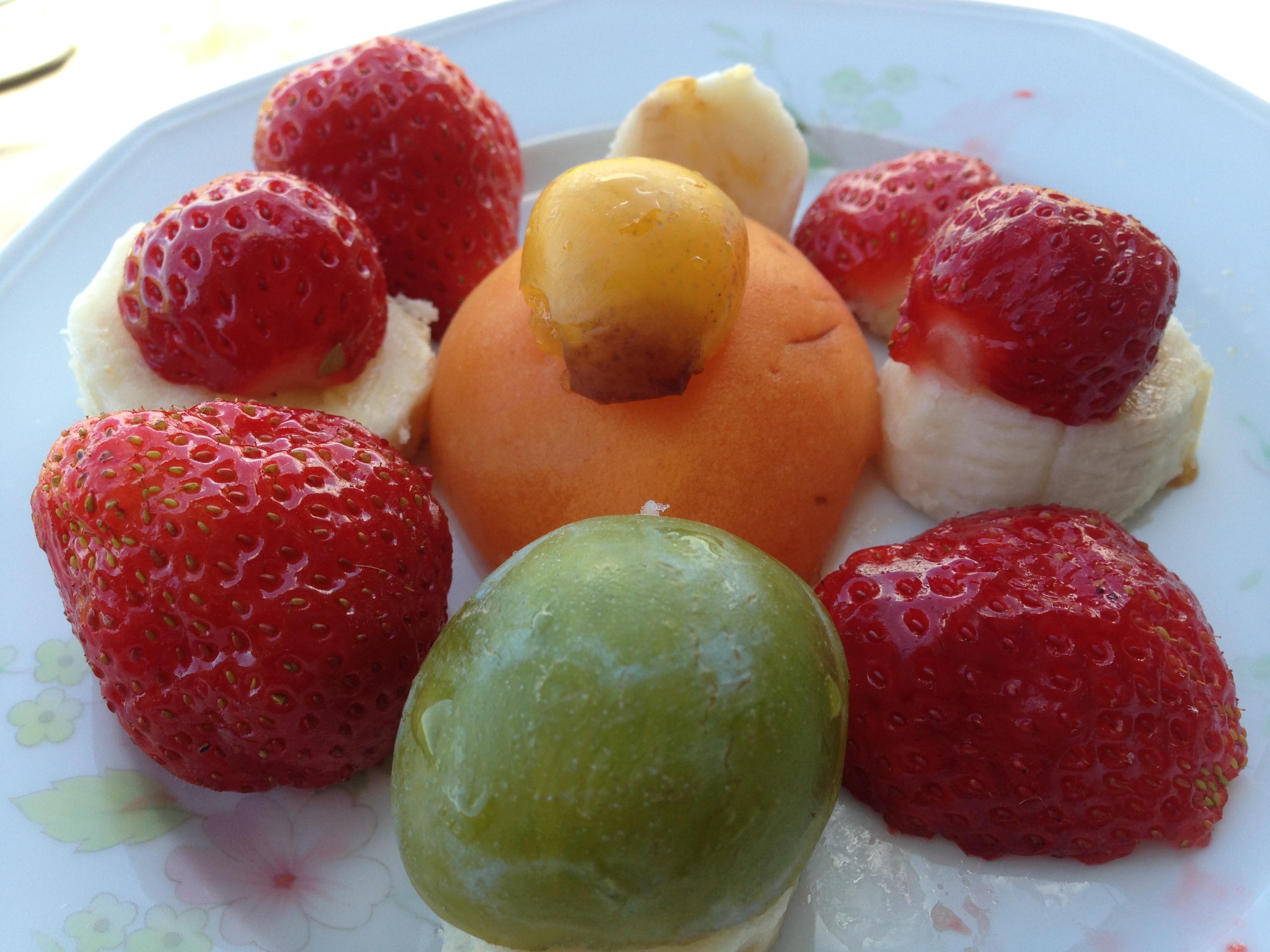Pr paration assiette fruits dessert 3 bien dans ma cuisine for J apprends a cuisiner