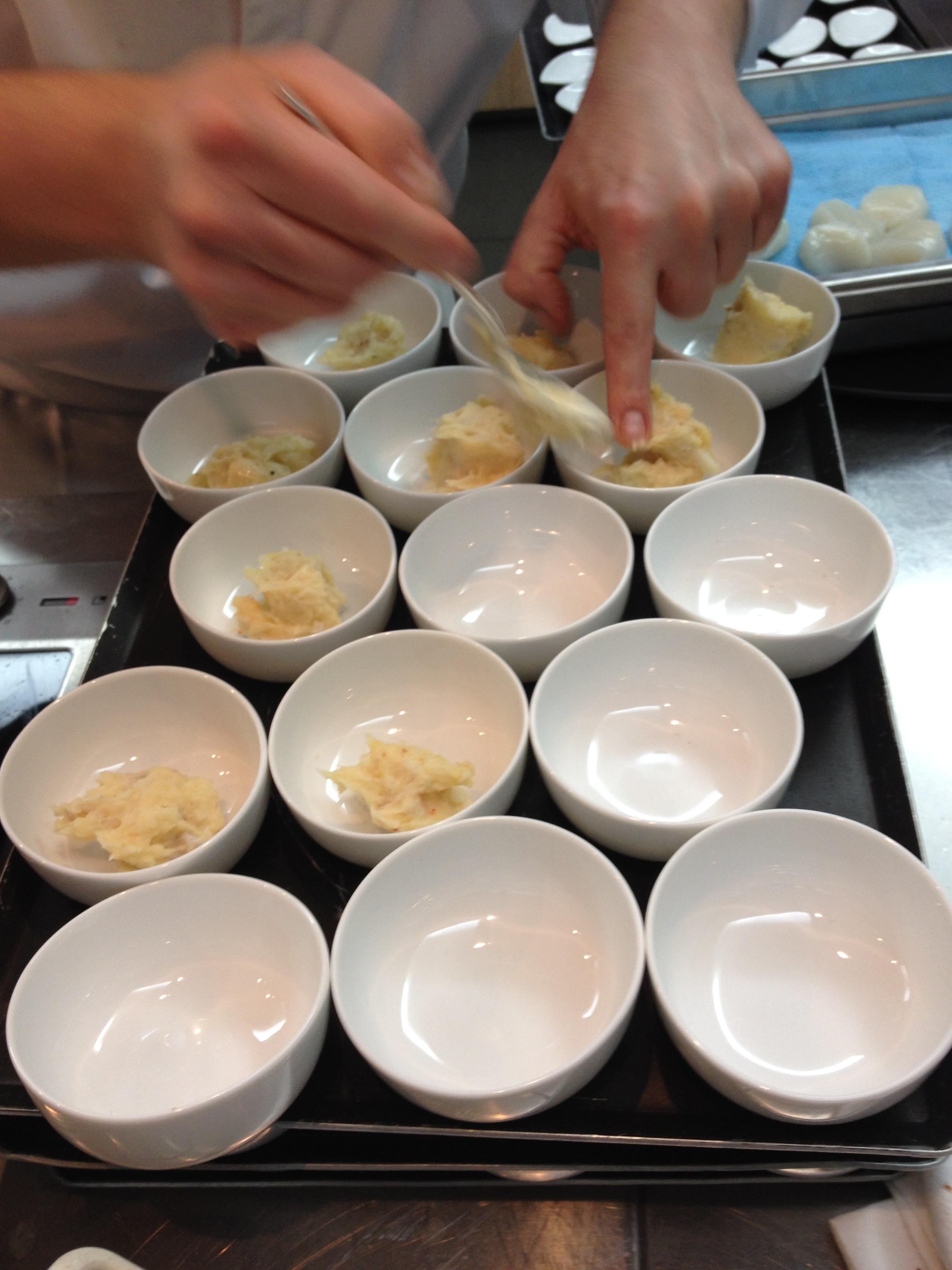 La recette de la brandade de cabillaud par l cole de for Alain ducasse ecole de cuisine
