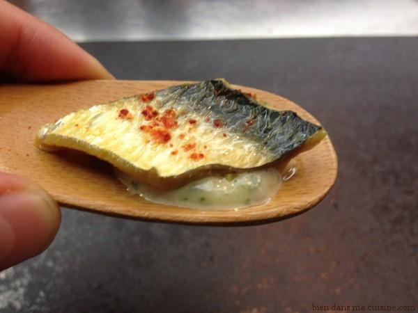 escabèche de sardine