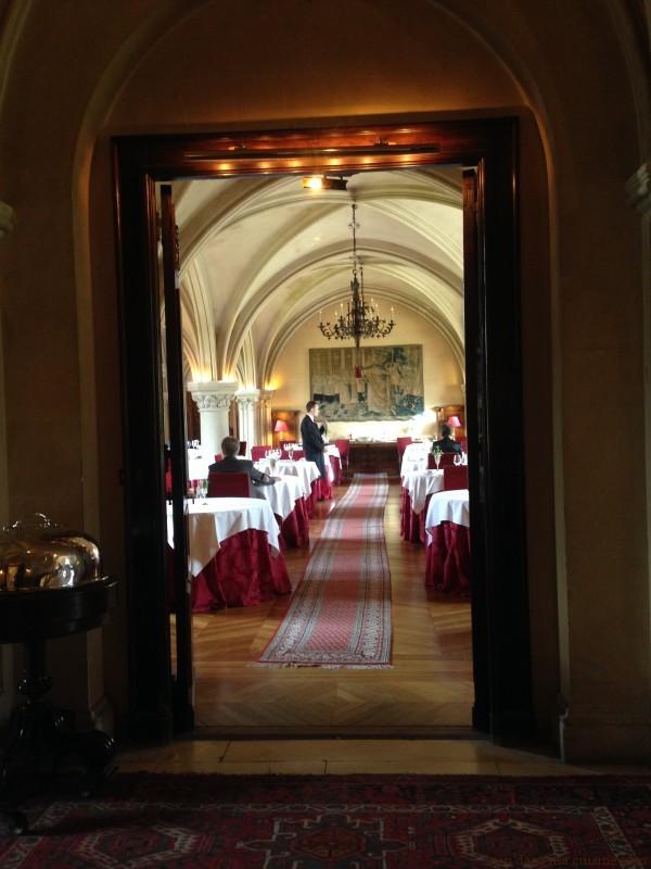 menu abbaye des vaux de cernay