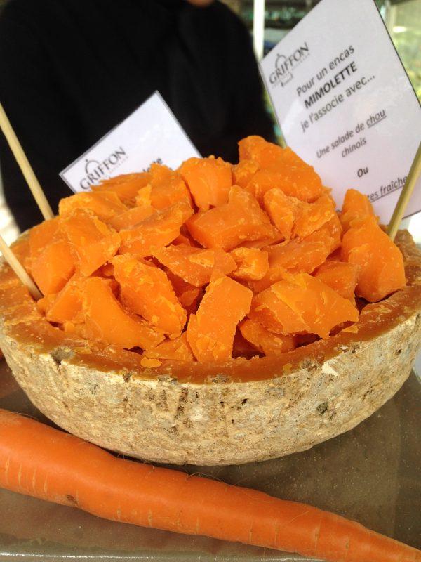 mimolette carotte