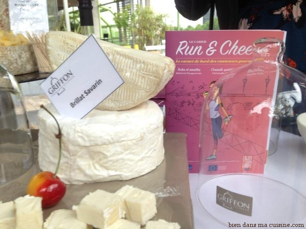 run and cheese