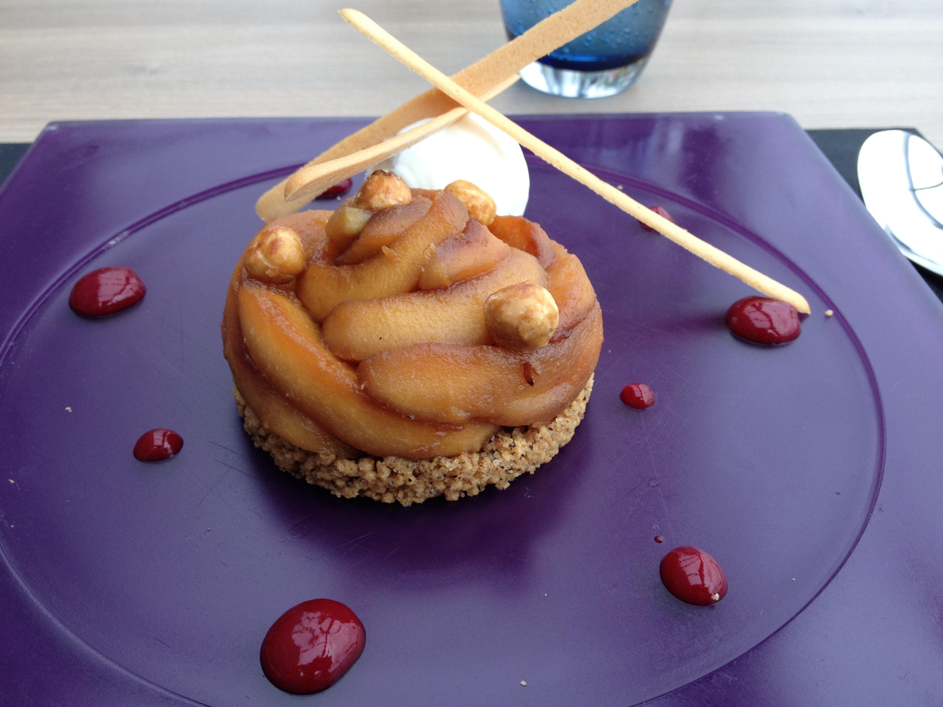 D jeuner 2 dessert pomme r tie bien dans ma cuisine for J apprends a cuisiner